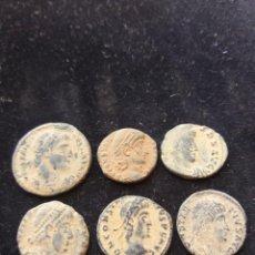 Monedas Imperio Romano: CHIRRAPAS A LIMPIAR 41. Lote 276038243
