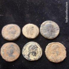 Monedas Imperio Romano: CHIRRAPAS A LIMPIAR 42. Lote 276038328