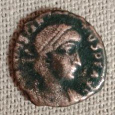 Monedas Imperio Romano: BONITA MONEDA ROMANA SOLDADO MASACRANDO AL ENEMIGO. Lote 277062903
