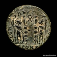 Monedas Imperio Romano: CONSTANTINO II. ARLES. GLORIA EXERCITVS GUIRNALDA PCONST.. Lote 277436598