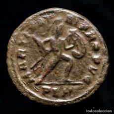 Monedas Imperio Romano: CONSTANTINO I - Æ FOLLIS - LONDINIUM - MARTI PATRI PROPVG / PLN. Lote 277602558
