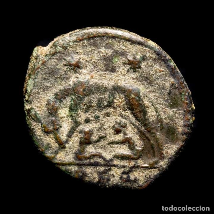 Monedas Imperio Romano: Constantino I Æ Follis 330 dC. Roma VRBS ROMA / RFQ Romulo y Remo - Foto 2 - 277608113