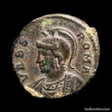 Monedas Imperio Romano: CONSTANTINO I Æ FOLLIS 330 DC. ROMA VRBS ROMA / RFQ ROMULO Y REMO. Lote 277608113