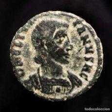 Monedas Imperio Romano: JULIANO II CAESAR MAIORINA. FEL TEMP REPARATIO JINETE CAIDO (3156). Lote 277609873
