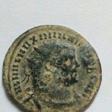 Moedas Império Romano: GALERIO VALERIO MAXIMIANO -SIGLO IV- ALE- ALEJANDRIA. Lote 277631473