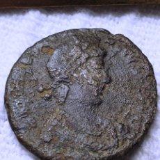 Monedas Imperio Romano: MONEDA ROMANA. EMPERADOR. A CLASIFICAR. BRONCE. Lote 277697758