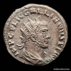 Monedas Imperio Romano: GALIENO (253-268 D.C.). ANTONINIANO PLATEADO. SAMOSATA. VIRTVS AVGG. Lote 277717628