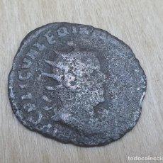 Monedas Imperio Romano: MONEDA ROMANA. EMPERADOR. VALERIANO. ANTONINIANO. Lote 277723158