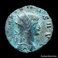 Monedas Imperio Romano: GALLIENO. ANTONINIANO. ROMA, 265/267 DC. VICTORIA AET. Z.. Lote 277730728