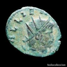 Monedas Imperio Romano: GALLIENUS, ANTONINIANUS. ROMA, 265. IOVI CONSERVAT. N. JUPITER. Lote 277730788