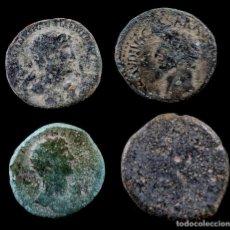 Monedas Imperio Romano: LOTE DE 4 MONEDAS ROMANAS.. Lote 277846888