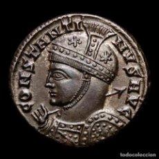 Monedas Imperio Romano: WOW CONSTANTINO I, FOLLIS. SISCIA. VICT LAETAE PRINC PERP / •ASIS•. Lote 278171898