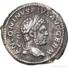 Monedas Imperio Romano: [#897750] MONEDA, CARACALLA, DENARIUS, 214, ROME, MBC, PLATA, RIC:302. Lote 278177498