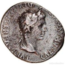 Monedas Imperio Romano: [#908347] MONEDA, AUGUSTUS, DENARIUS, LYON - LUGDUNUM, BC+, PLATA, RIC:207. Lote 278192098