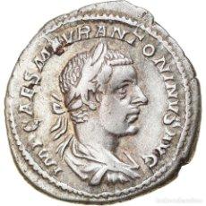 Monedas Imperio Romano: [#897749] MONEDA, ELAGABALUS, DENARIUS, 218-222, ROME, MBC, PLATA, RIC:71. Lote 278195283