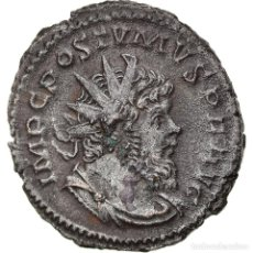 Monedas Imperio Romano: [#897748] MONEDA, POSTUMUS, ANTONINIANUS, 266, COLOGNE, RARE, MBC+, VELLÓN, RIC:300. Lote 278199533