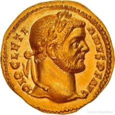Monedas Imperio Romano: [#867371] MONEDA, DIOCLETIAN, AUREUS, 293-294, TRIER, SC+, ORO, RIC:15. Lote 278210153