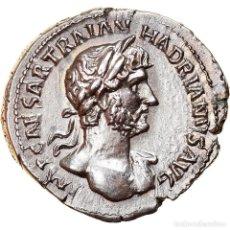 Monedas Imperio Romano: [#867368] MONEDA, HADRIAN, DENARIUS, 119, ROMA, EBC+, PLATA, RIC:139. Lote 278210698