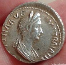 Monedas Imperio Romano: DENARIO DE PLOTINA. Lote 278219558
