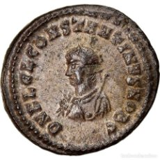 Monedas Imperio Romano: [#867300] MONEDA, CONSTANTINE II, NUMMUS, 317-320, HERACLEA, EBC+, COBRE, RIC:20. Lote 278229303