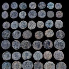 Moedas Império Romano: LOTE DE 50 MONEDAS ROMANAS.. Lote 278411238