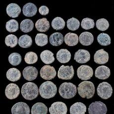Moedas Império Romano: LOTE DE 50 MONEDAS ROMANAS.. Lote 278418873