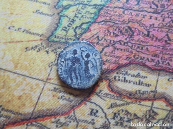 Monedas Imperio Romano: bonita moneda del bajo imperio ,reverso escaso - Foto 2 - 278511048