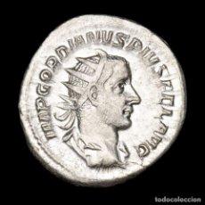 Monedas Imperio Romano: IMPERIO ROMANO - GORDIANO III. ANTONINIANO. PLATA. FELICIT TEMP. Lote 278608323