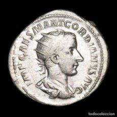 Monedas Imperio Romano: GORDIANO III - ANTONINIANO AR. ROMA. LIBERALITAS AVG II (498). Lote 278608573