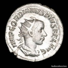 Monedas Imperio Romano: GORDIANO III. ANTONINIANO PLATA. ROMA. SECVRITAS PERPETVA (952). Lote 278610873