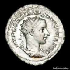 Monedas Imperio Romano: IMPERIO ROMANO - GORDIANO. ANTONINIANO PLATA. ROMA. AETERNITATI AVG. Lote 278617568
