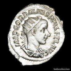 Monedas Imperio Romano: GORDIANO III - ANTONINIANO DE PLATA. ROMA. VIRTVS AVG MARTE (XB506). Lote 278622293