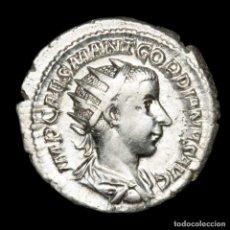 Monedas Imperio Romano: IMPERIO ROMANO - GORDIANO. ANTONINIANO AR. AEQVITAS AVG (XB507). Lote 278622768