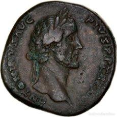 Monedas Imperio Romano: [#970428] MONEDA, ANTONINUS PIUS, SESTERCIO, 151-152, ROME, MBC, BRONCE, RIC:886. Lote 279446798