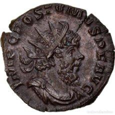 Monedas Imperio Romano: [#970406] MONEDA, POSTUMUS, ANTONINIANUS, 268, COLONIA AGRIPPINENSIS, VERY RARE, MBC+. Lote 279450413