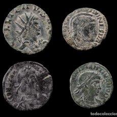 Monedas Imperio Romano: LOTE DE 4 MONEDAS ROMANAS.. Lote 279472938