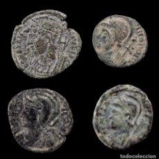 Monedas Imperio Romano: LOTE DE 4 MONEDAS ROMANAS.. Lote 279473183