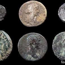 Monedas Imperio Romano: LOTE DE 6 MONEDAS ROMANAS.. Lote 279473953
