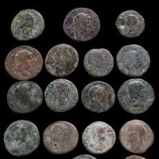 Monedas Imperio Romano: LOTE DE 19 MONEDAS ROMANAS.. Lote 279474603