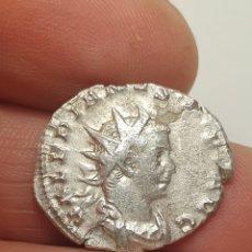 Monedas Imperio Romano: VALERIANO I. ANTONINIANO. 257-9 DC COLONIA. (SPINK-9952). (RIC-12). REV .: ORIENS AVGG. SOL AVANZAND. Lote 279475393