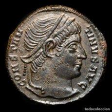 Monedas Imperio Romano: CONSTANTINO I 307-337 DC. Æ FOLLIS ROMA VOT XXX CORONA / RS (625). Lote 279497028