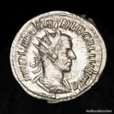 Monedas Imperio Romano: TREBONIANO GALO - ANTONINIANO PLATA. FELICITAS PVBLICA (604). Lote 279497268