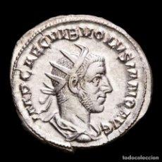 Monedas Imperio Romano: IMPERIO ROMANO - VOLUSIANO. ANTONINIANO DE PLATA. VIRTVS AVGG MARTE. Lote 279504938