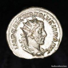 Monedas Imperio Romano: IMPERIO ROMANO - VOLUSIANO. ANTONINIANO AR. AEQVITAS AVGG. Lote 279505648