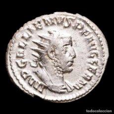 Monedas Imperio Romano: IMP. ROMANO, GALLIENO. ROMA. ANTONINIANO AR. VICTORIA AVGG. Lote 279508748