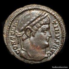 Monedas Imperio Romano: CONSTANTINO I 310-337 DC. FOLLIS ARLES PROVIDENTIAE AVGG STRE (637). Lote 279513193