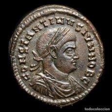 Monedas Imperio Romano: CONSTANTINO II Æ FOLLIS ROMA CAESARVM NOSTRORVM - VOT V / RS (640). Lote 279517283
