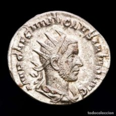 Monedas Imperio Romano: IMPERIO ROMANO - VOLUSIANO. ANTONINIANO DE PLATA. CONCORDIA AVGG. Lote 279505578