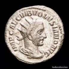 Monedas Imperio Romano: IMPERIO ROMANO - VOLUSIANO. ANTONINIANO DE PLATA. SALVS AVGG. Lote 279505703