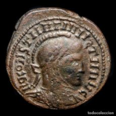 Monedas Imperio Romano: CONSTANTINO I, FOLLIS. VICTORIAE LAETAE PRINC PERP ESTILO BARBARO.. Lote 279518608